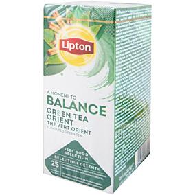 Τσάι LIPTON πράσινο με μπαχαρικά (25x1,4g)