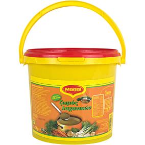 Ζωμός MAGGI λαχανικών (3kg)
