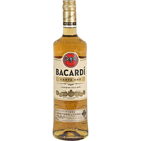 Ρούμι BACARDI Gold (700ml)