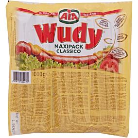 Λουκάνικα AIA Wudy Φρανκφούρτης κοτόπουλου και γαλοπούλας (1kg)