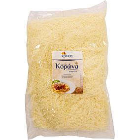 Τυρί KOLIOS Κορώνα ημίσκληρο τηγμένο τριμμένο (1kg)