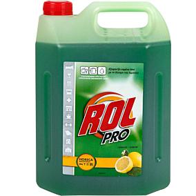 Απορρυπαντικό πιάτων ROL PRO λεμόνι, υγρό (4lt)