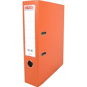 Κλασέρ HERLITZ standard Α4 8cm πορτοκαλί