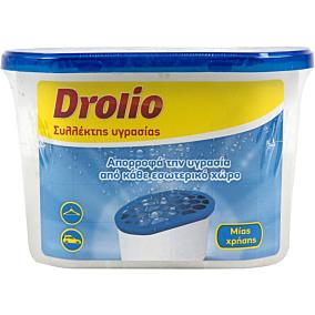 Συλλέκτης υγρασίας DROLIO μίας χρήσης (230g)