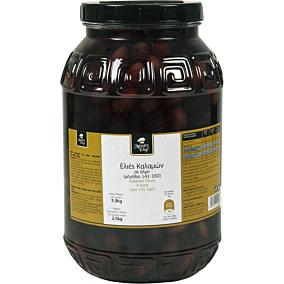 Ελιές MASTER CHEF καλαμών No.141-160 (2,5kg)