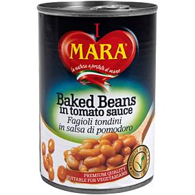 Κονσέρβα MARA φασόλια πρωινού (420g)