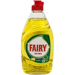 Απορρυπαντικό πιάτων FAIRY λεμόνι, υγρό (10x400ml)
