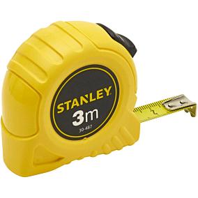 Μέτρο STANLEY τσέπης 3m