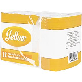 Χαρτί υγείας YELLOW (12x150g)