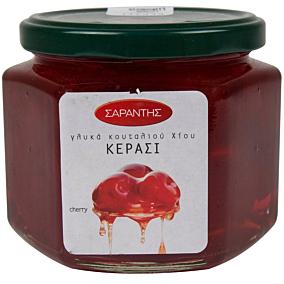 Γλυκό του κουταλιού ΣΑΡΑΝΤΗΣ κεράσι (453g)