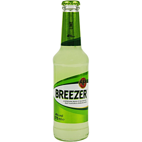 Ρούμι BACARDI Breezer Lime (275ml)