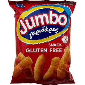 Γαριδάκια JUMBO classic χωρίς γλουτένη (40g)