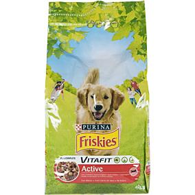 Τροφή FRISKIES σκύλου Active (4kg)