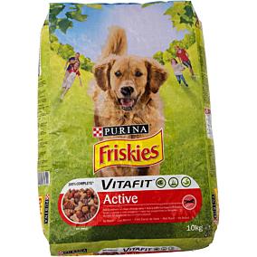 Ξηρά τροφή FRISKIES σκύλου vitality (10kg)