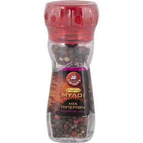 Πιπέρι CAPTAIN'S mix μύλος (32g)