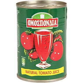 Φυσικός χυμός τομάτας ΟΜΟΣΠΟΝΔΙΑ (390g)