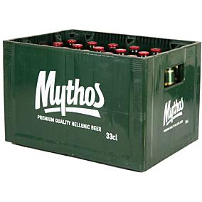 Μπύρα MYTHOS (24x330ml)