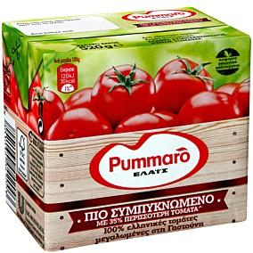 Χυμός τομάτας PUMMARO κλασικός πιο συμπυκνωμένος (520g)