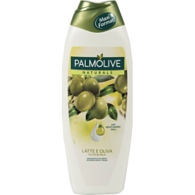 Αφρόλουτρο PALMOLIVE Naturals γάλα & ελιάς (650ml)