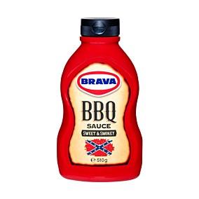 Σάλτσα BRAVA BBQ (510g)