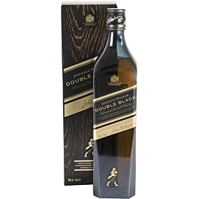 Ουίσκι JOHNNIE WALKER Double Black (700ml)