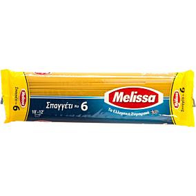 Μακαρόνια MELISSA σπαγγέτι Νο.6 (500g)