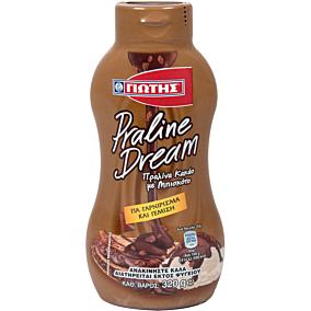 Σιρόπι ΓΙΩΤΗΣ praline dream πραλίνα κακάο με μπισκότο (320g)