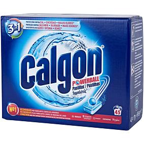 Αποσκληρυντικό νερού CALGON, σε ταμπλέτες (45τεμ.)