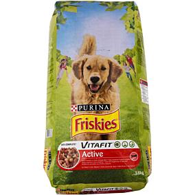 Ξηρά τροφή FRISKIES σκύλου vitality (18kg)