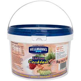Σάλτσα HELLMANN'S cocktail (3lt)