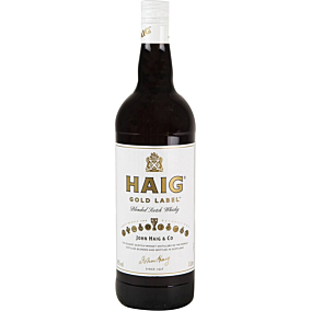 Ουίσκι HAIG Gold Label (1lt)