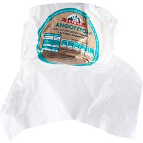 Ανθότυρο ΛΥΤΡΑΣ από αιγοπρόβειο τυρόγαλο και κρέμα γάλακτος (1,5kg)