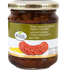 Λιαστή τομάτα ROYAL σε εξαιρετικό παρθένο ελαιόλαδο (200g)