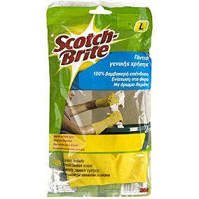 Γάντια SCOTCH-BRITE κουζίνας γενικής χρήσης, large (1τεμ.)