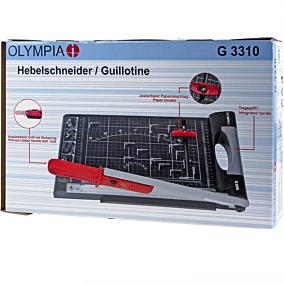 Κοπτικό γκιλοτίνα OLYMPIA G-3310