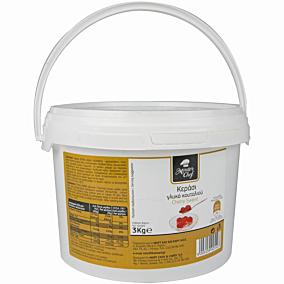 Γλυκό του κουταλιού MASTER CHEF κεράσι (3kg)