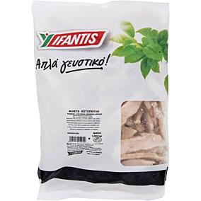 Κοτόπουλο IFANTIS φιλέτο ψημένες φέτες κατεψυγμένες (1kg)