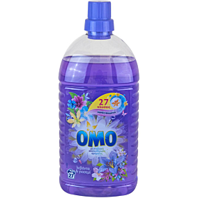 Απορρυπαντικό OMO λεβάντα και γιασεμί πλυντηρίου ρούχων, υγρό (27μεζ.)
