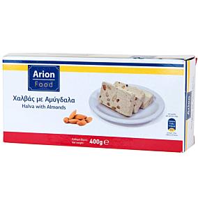 Χαλβάς ARION FOOD με αμύγδαλο (400g)