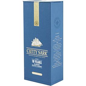 Ουίσκι CUTTY SARK 18 ετών (700ml)