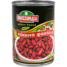 Κονσέρβα ΟΜΟΣΠΟΝΔΙΑ φασόλια κόκκινα (380g)