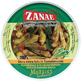Κονσέρβα ΖΑΝΑΕ μπάμιες λαδερές (280g)