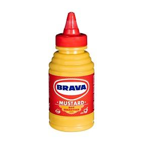 Μουστάρδα BRAVA πικάντικη (250g)