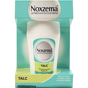 Αποσμητικό σώματος NOXZEMA TALC roll on (50ml)