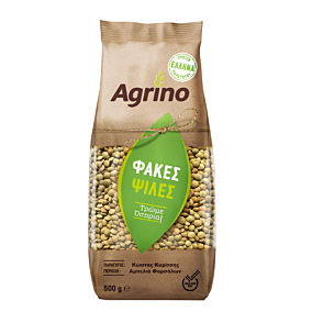 Όσπριο AGRINO φακές ψιλές Φαρσάλων (500g)