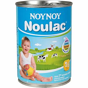 Γάλα ΝΟΥΝΟΥ Noulac 2ης βρεφικής ηλικίας 6+ μηνών (400g)
