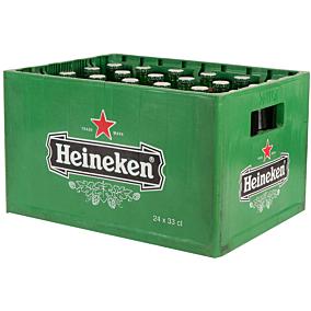 Μπύρα HEINEKEN (24x330ml)