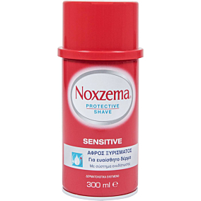 Αφρός ξυρίσματος NOXZEMA protective shave sensitive skin (300ml)