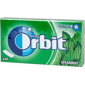 Τσίχλες ORBIT Spearmint Envelope δυόσμος (12τεμ.)