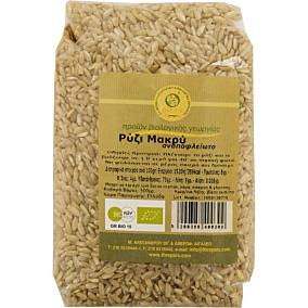 Ρύζι ΘΡΕΨΙΣ μακρύ αναποφλοίωτο βιολογικό (bio) (500g)